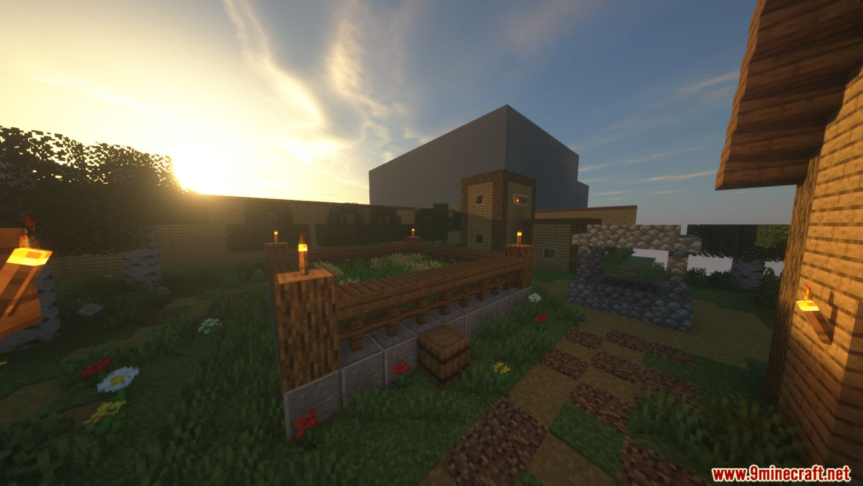Minecraft Minigame Collection Map Screenshots (11)
