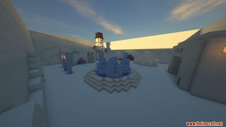Minecraft Minigame Collection Map Screenshots (9)