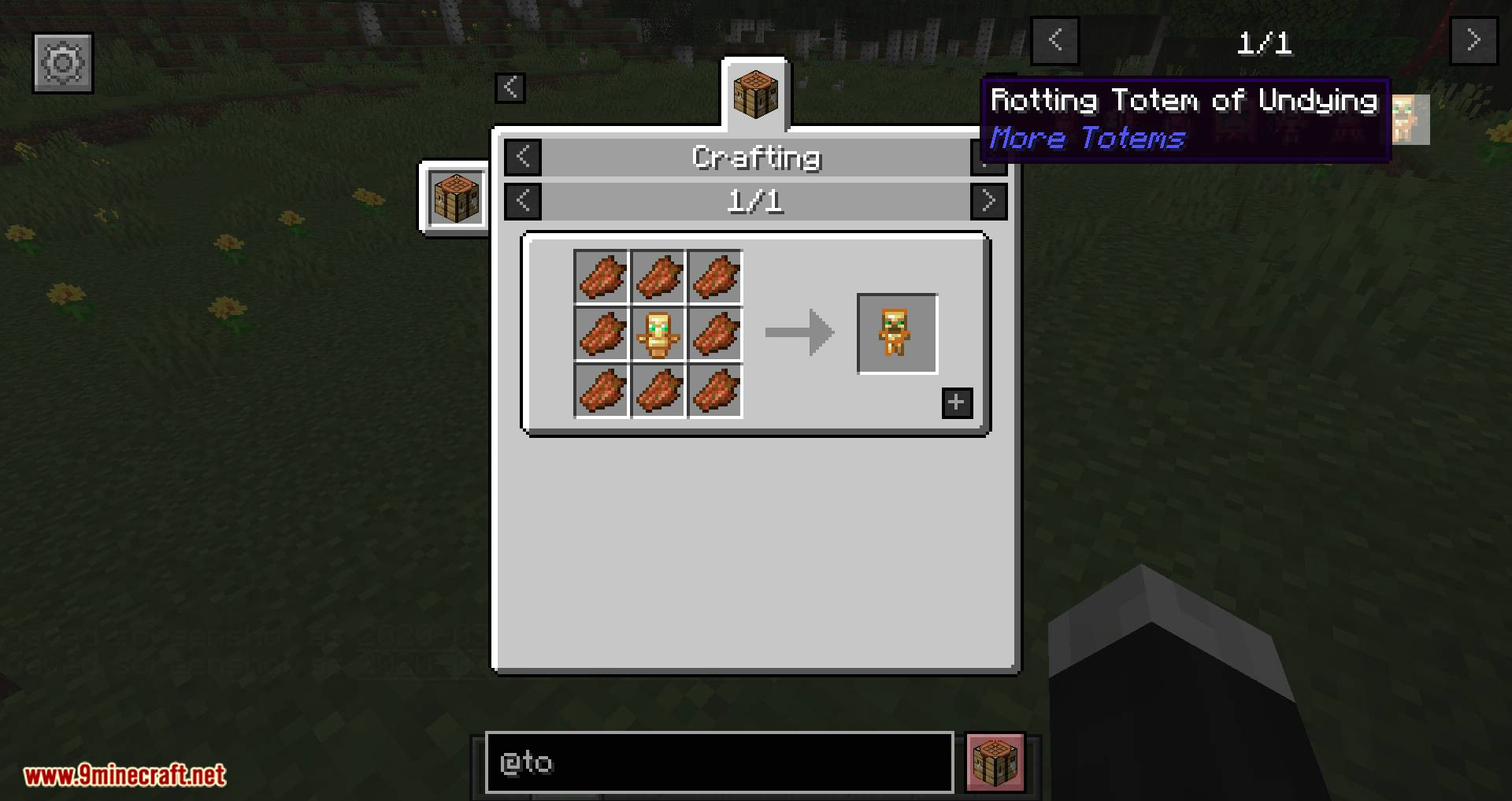 More Totems of Undying mod for minecraft 04