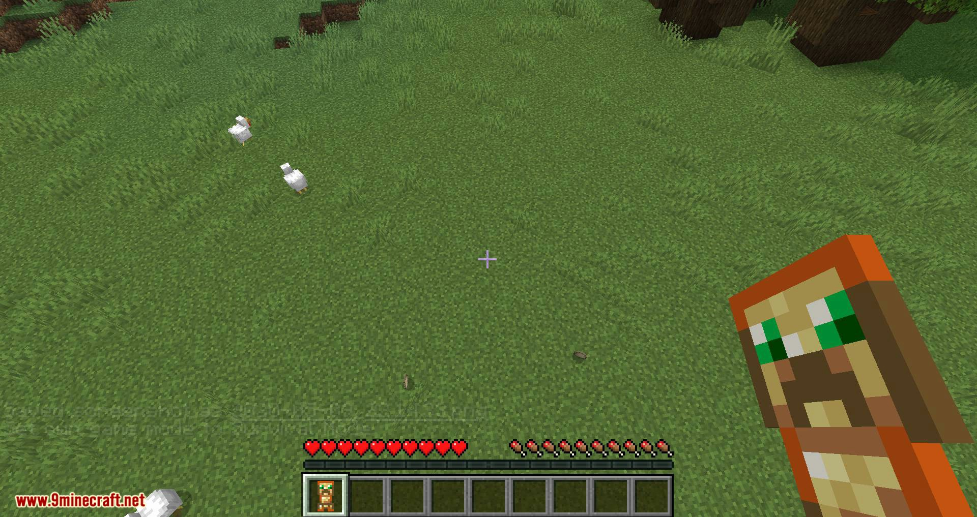 More Totems of Undying mod for minecraft 06