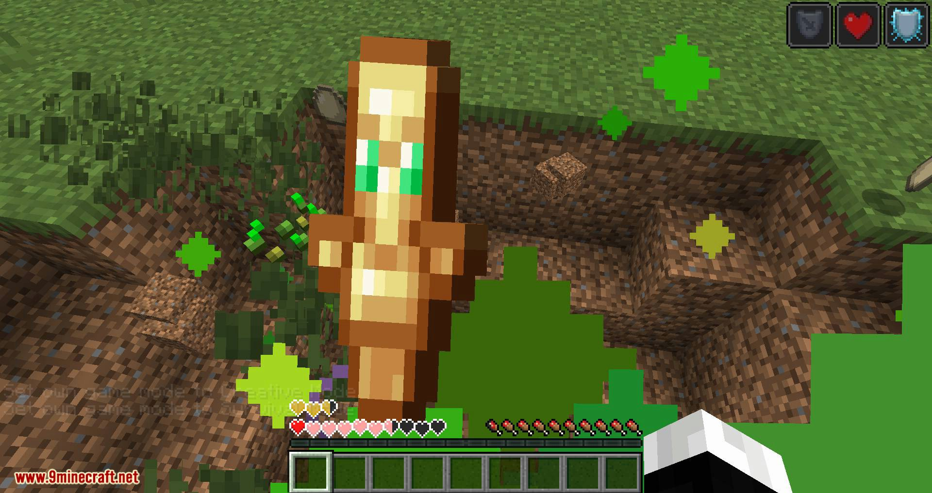 More Totems of Undying mod for minecraft 07