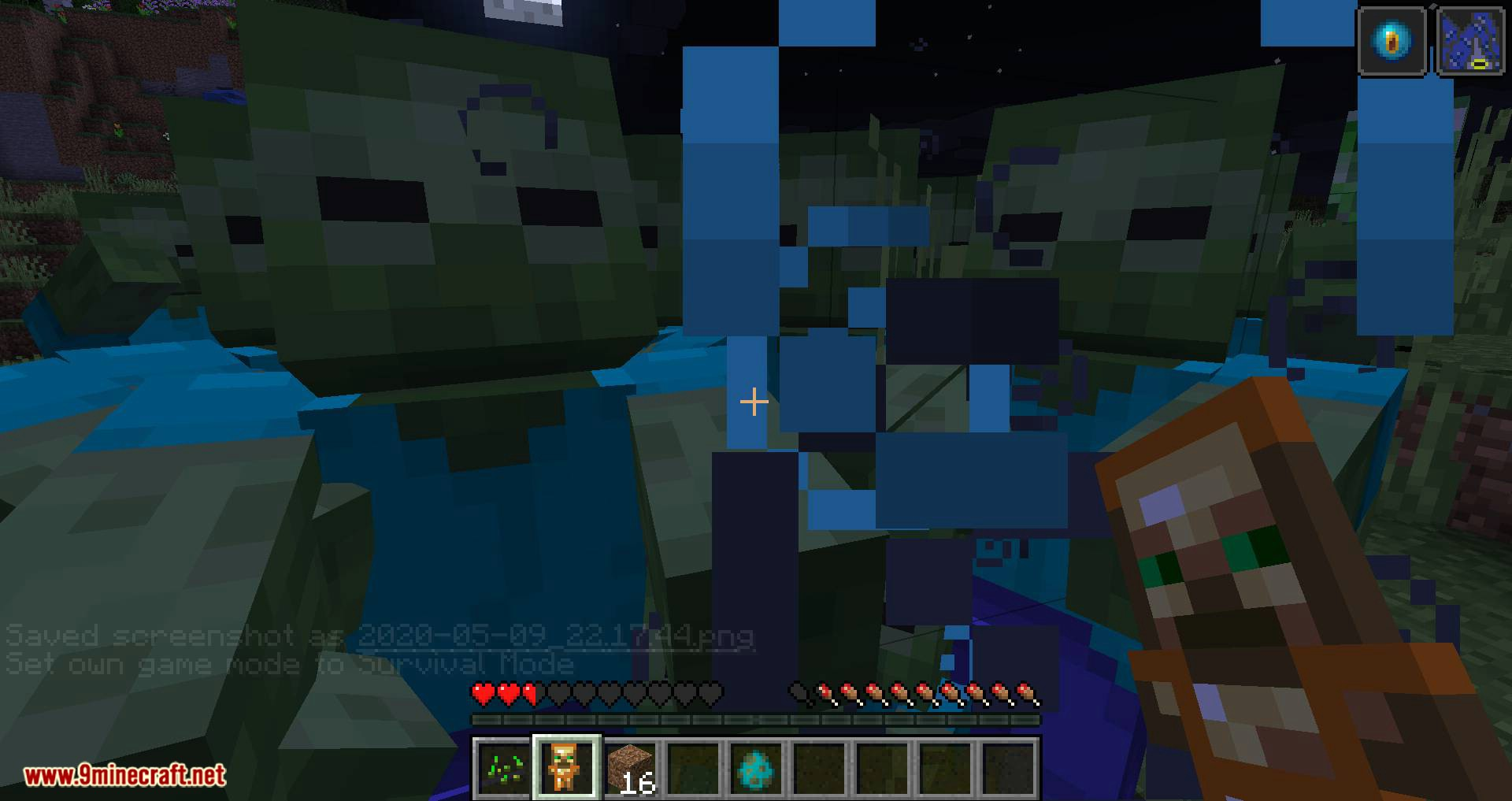 More Totems of Undying mod for minecraft 13