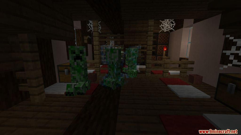 Naturally Charged Creepers Mod Screenshots 10