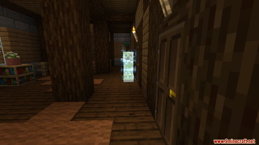 Naturally Charged Creepers Mod Screenshots 6