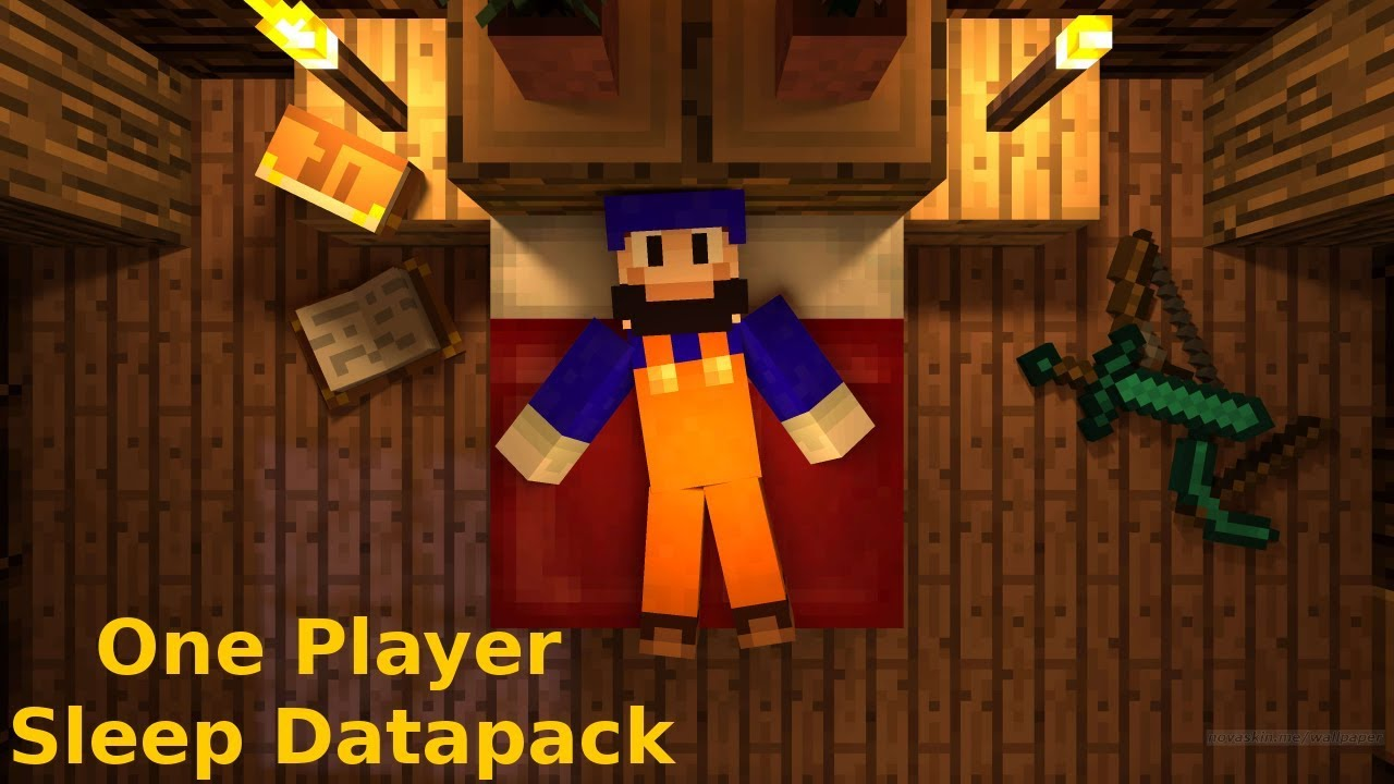 One Player Sleep Data Pack