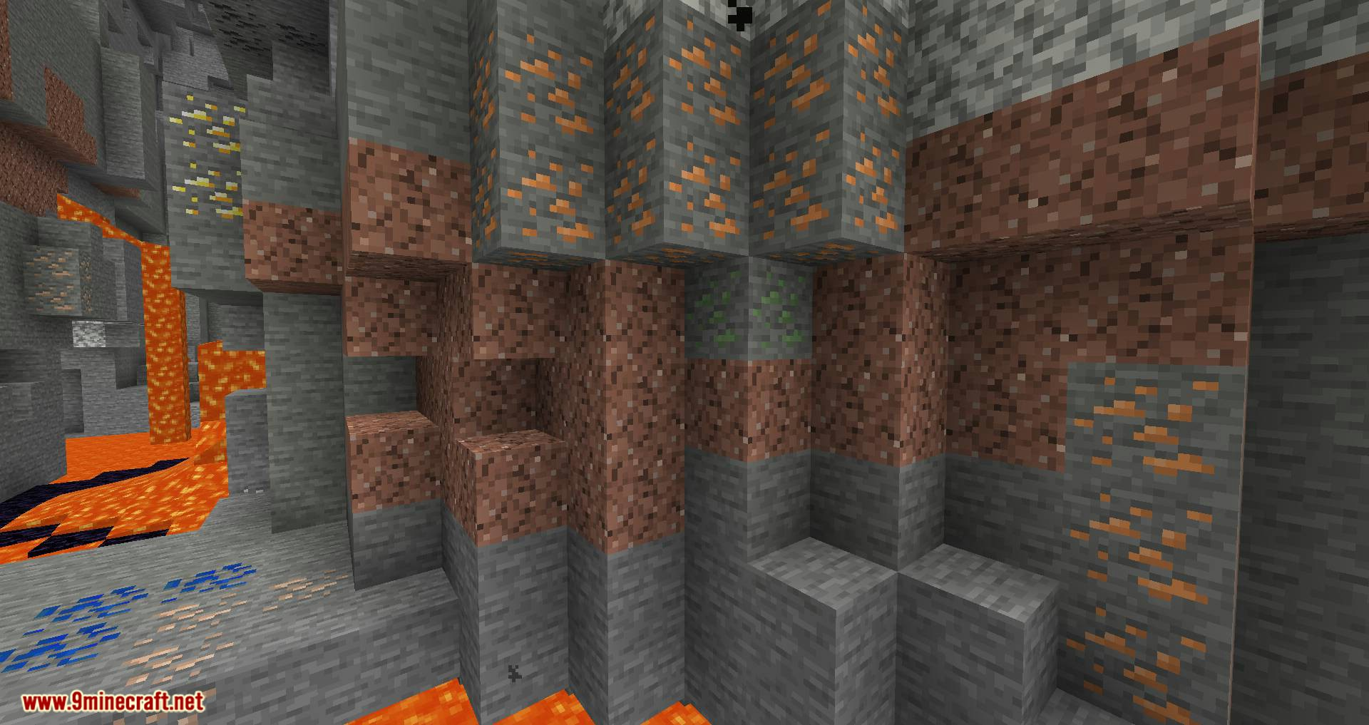 Ores and Metals mod for minecraft 03
