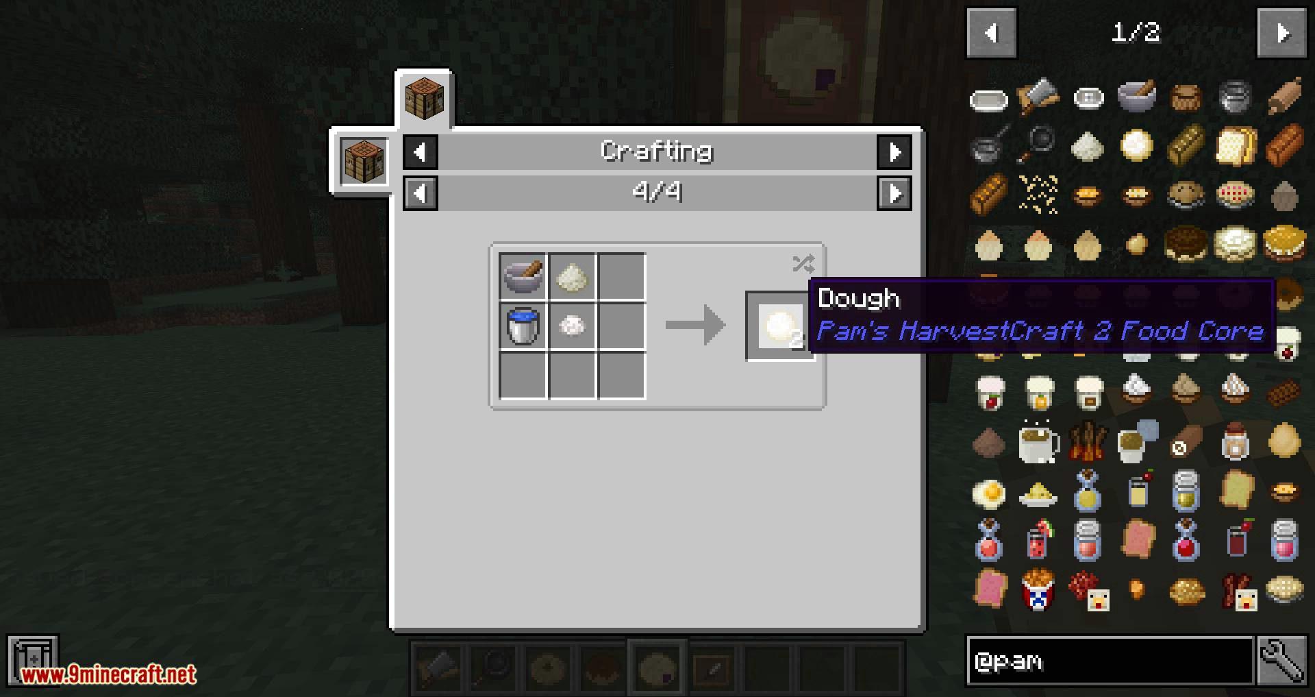 Pam_s HarvestCraft 2 Food Core mod for minecraft 06