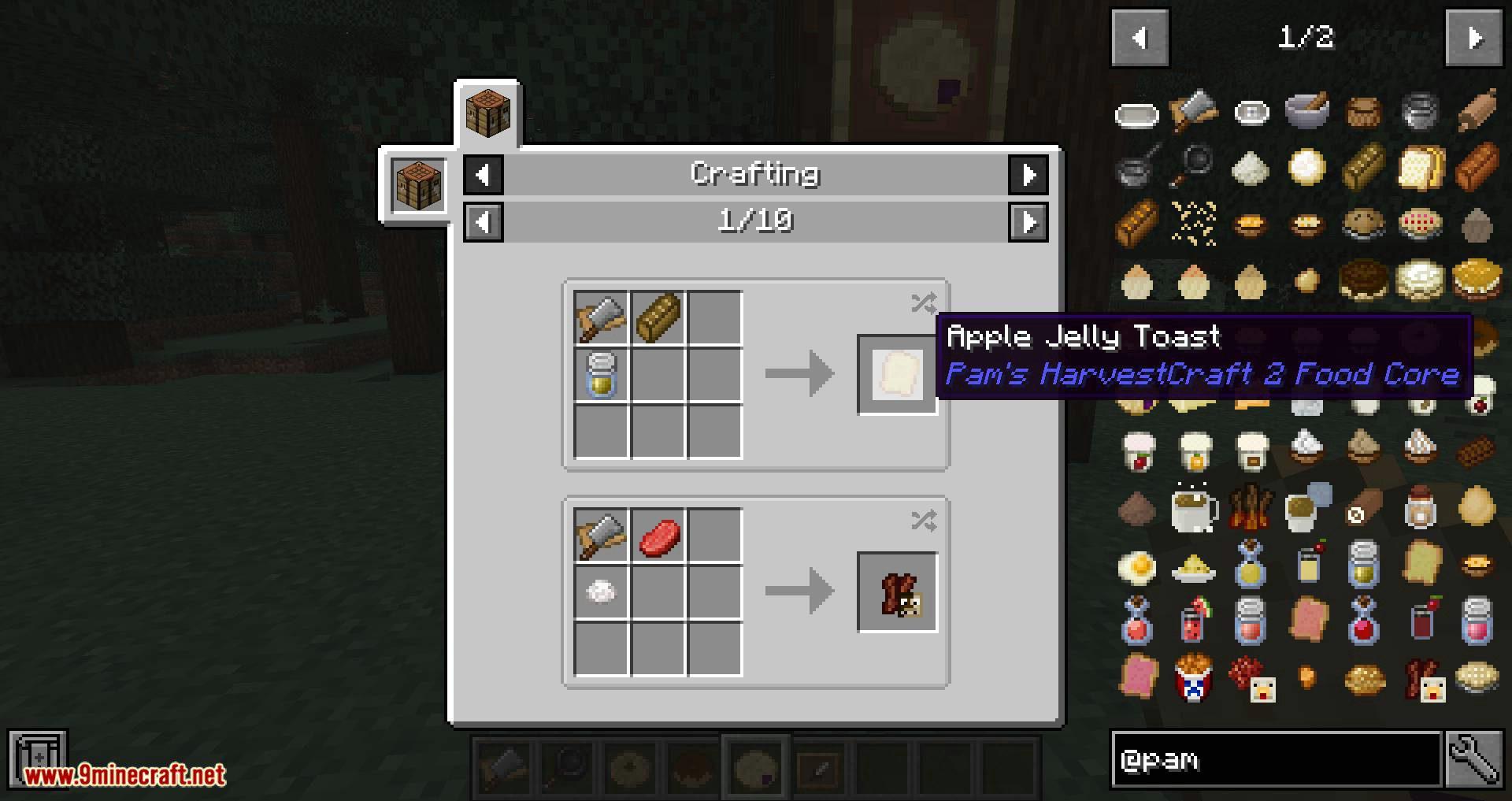 Pam_s HarvestCraft 2 Food Core mod for minecraft 08
