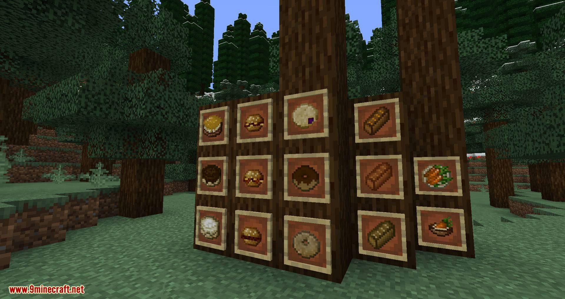 Pam_s HarvestCraft 2 Food Core mod for minecraft 10