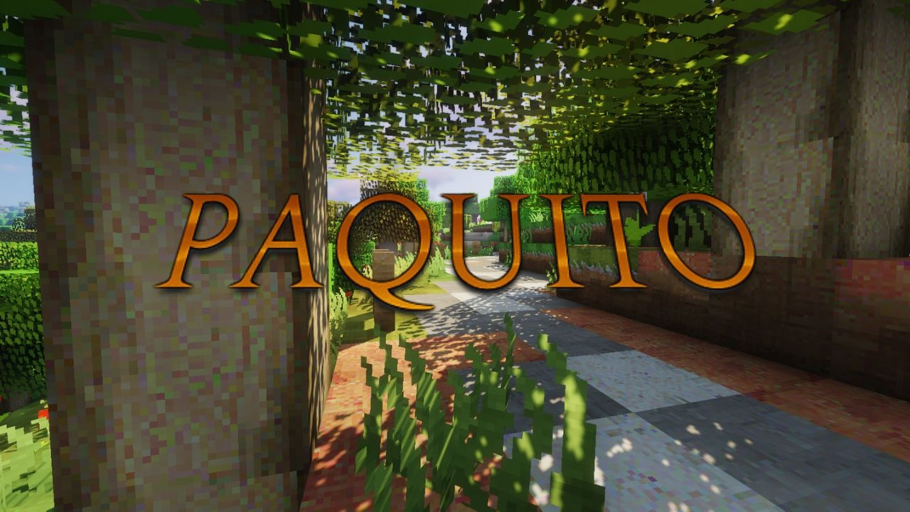 Paquito Resource Pack