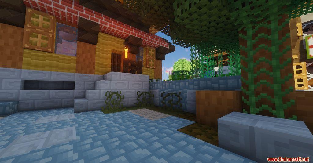 PastelCraft Resource Pack Screenshots 6