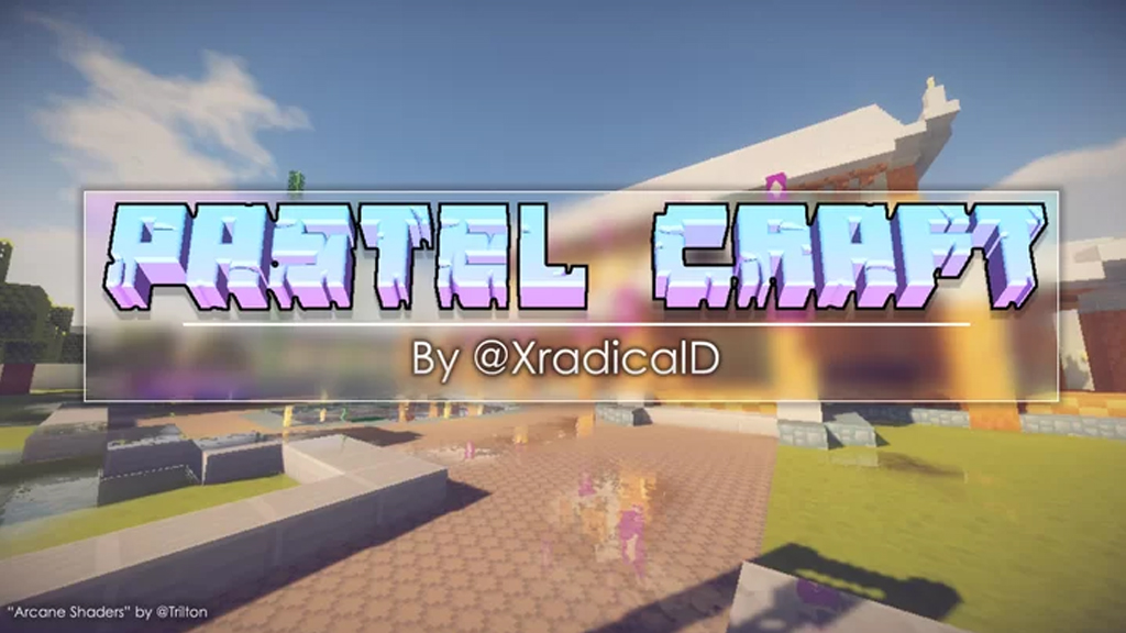 PastelCraft Resource Pack