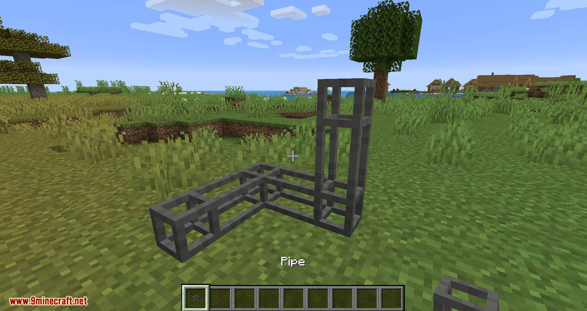 Pretty Pipes mod for minecraft 01