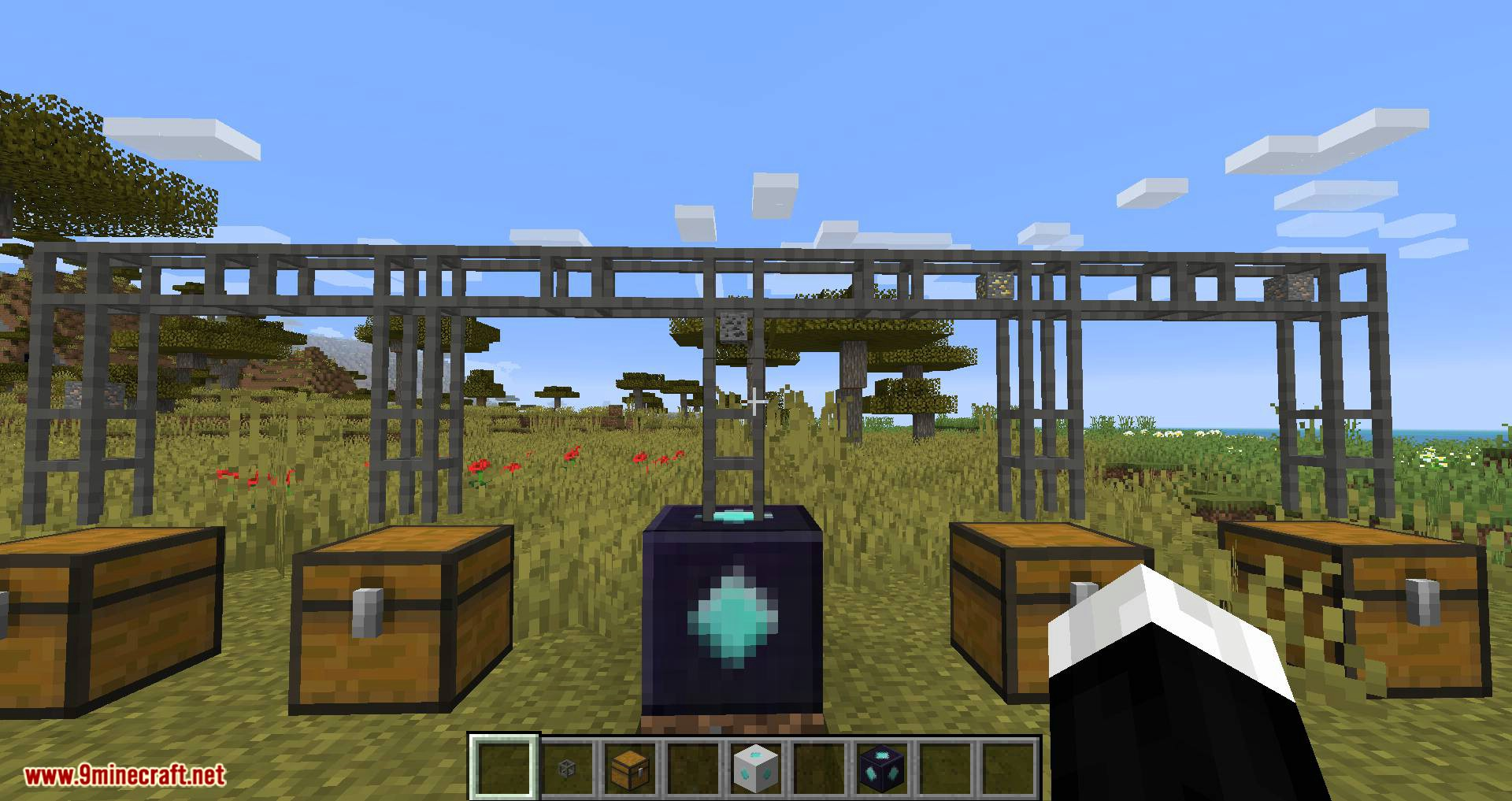 Pretty Pipes mod for minecraft 11