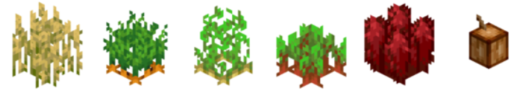 Replanting Crops mod for minecraft 20