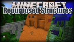 Repurposed Structures Mod