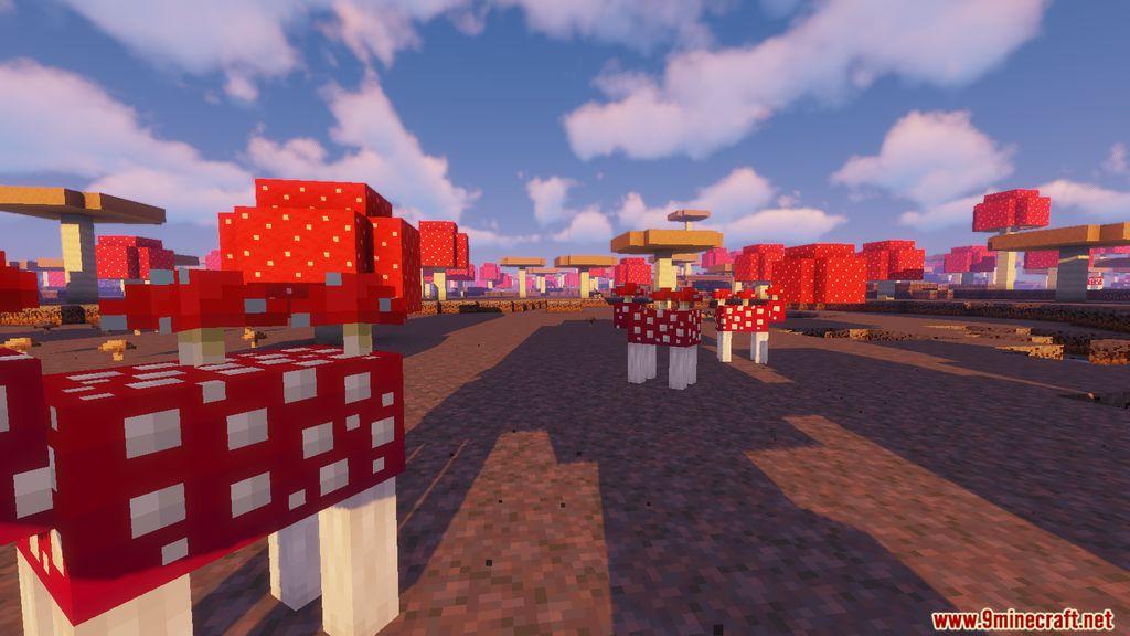 Shroomlands Resource Pack Screenshots 2