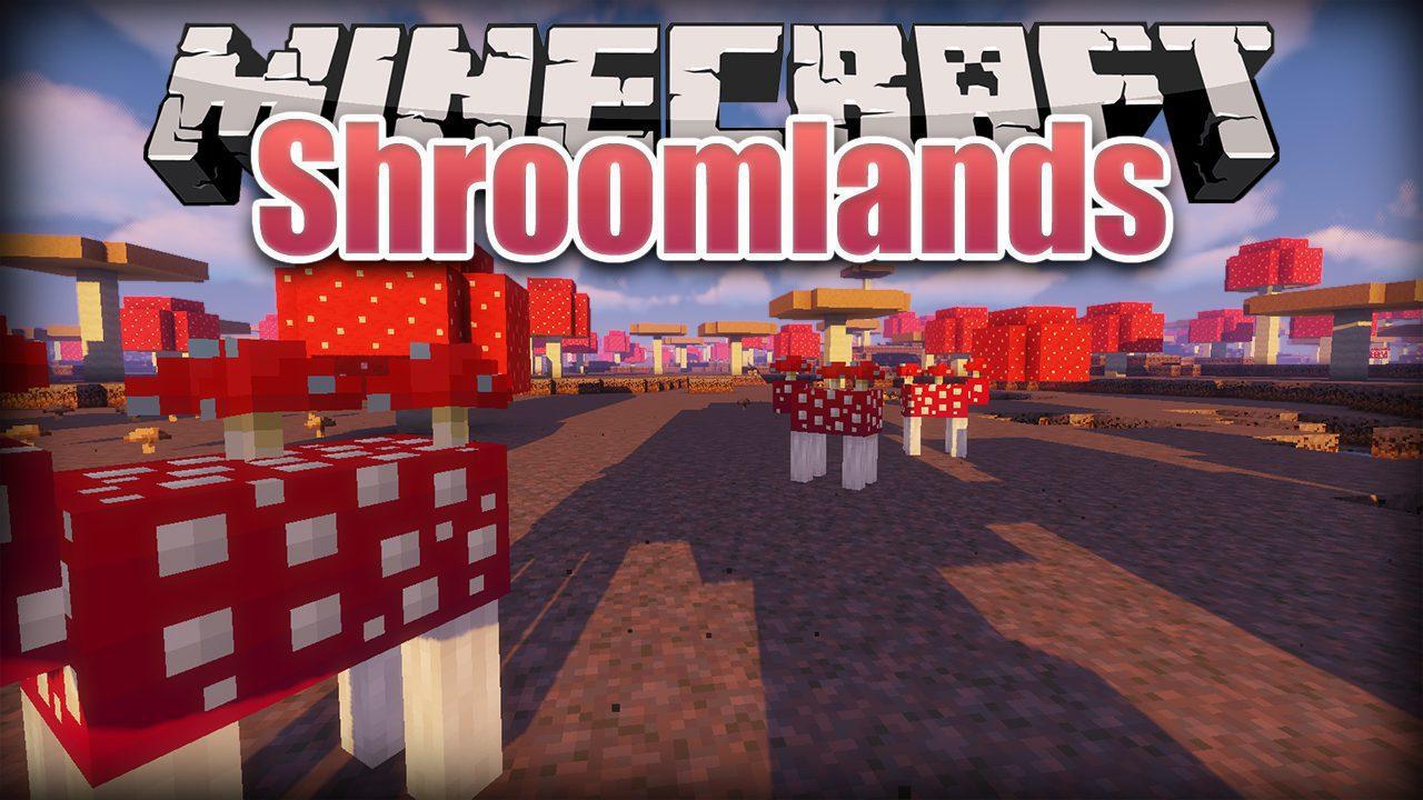 Shroomlands Resource Pack