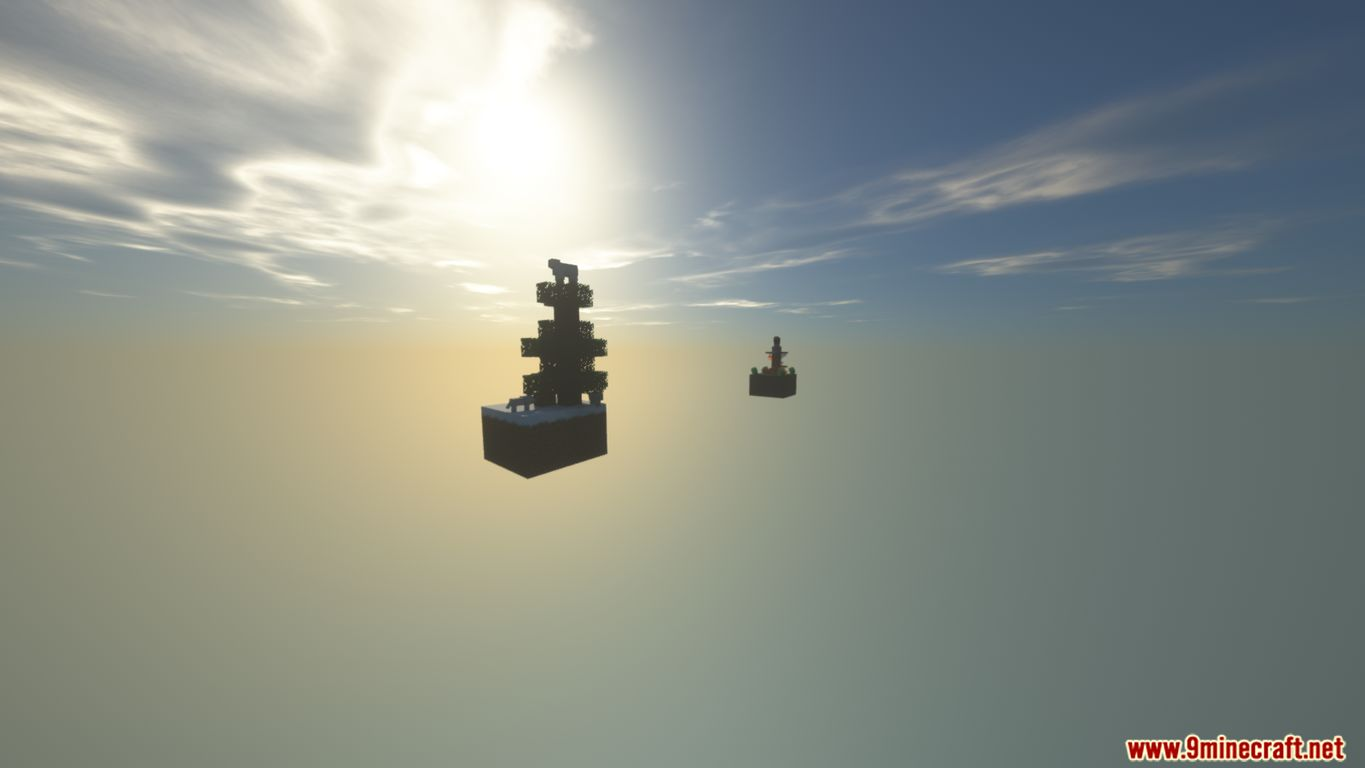 SkyBlock Biomes Map Screenshots (4)