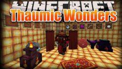 Thaumic Wonders Mod