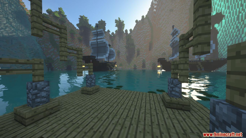 The Fisherman's Lake Map Screenshots (5)