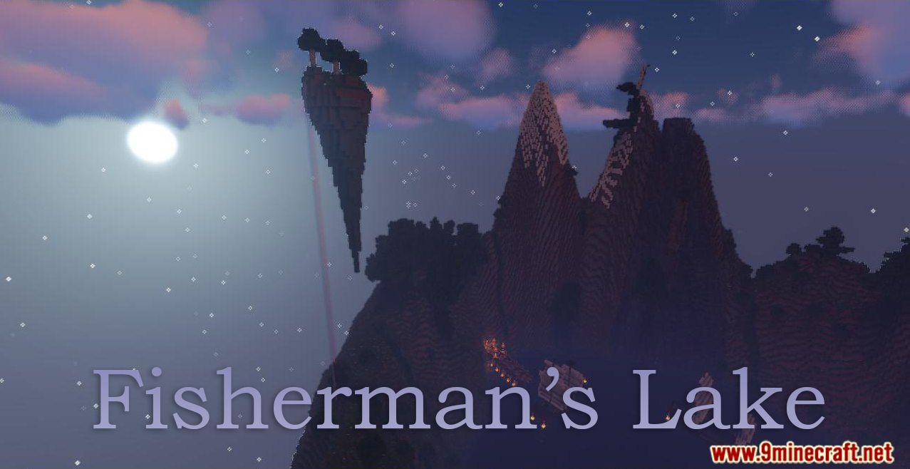 The Fisherman's Lake Map Thumbnail