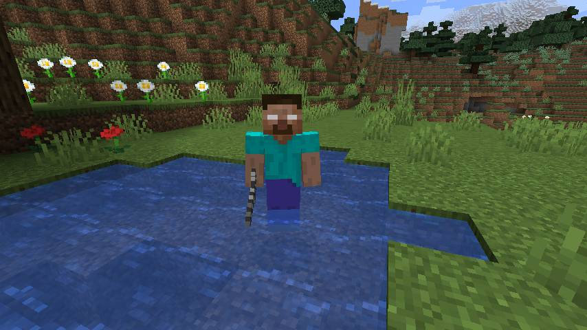 The Legend Of Herobrine Mod 1 15 2 1 14 4 The Cursed Legend 9minecraft Net