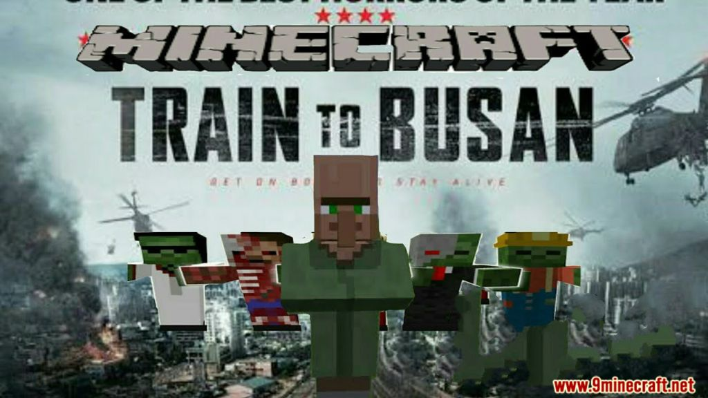 Train to Busan Data Pack Thumbnail