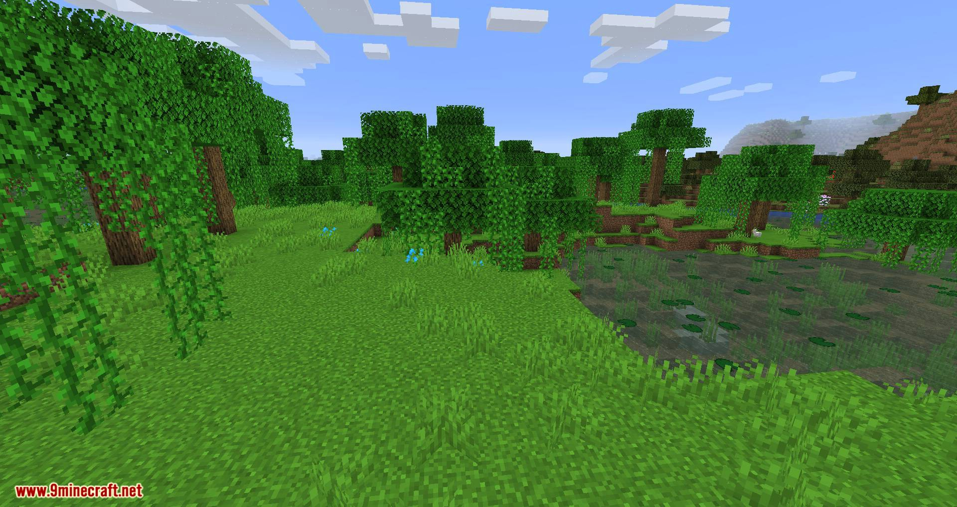 Traverse Legacy Continued mod for minecraft 02