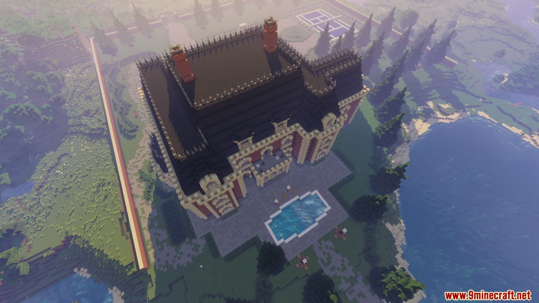 Victorian Lake Mansion Map Screenshots 13