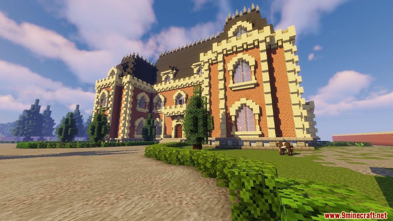 Victorian Lake Mansion Map Screenshots 4