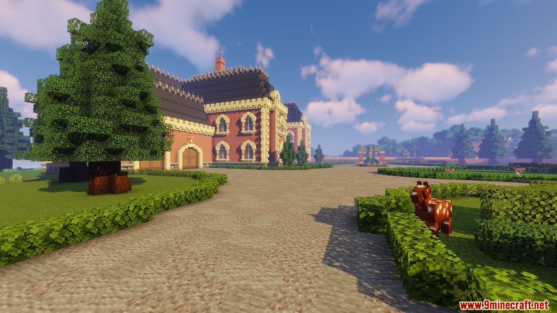 Victorian Lake Mansion Map Screenshots 6