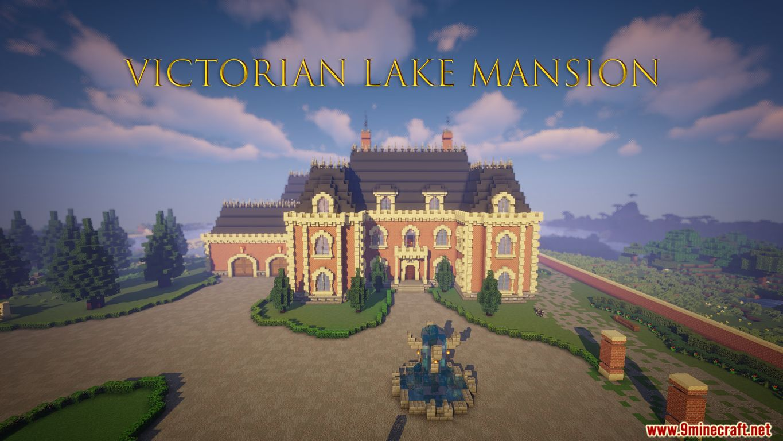 Victorian Lake Mansion Map Thumbnail