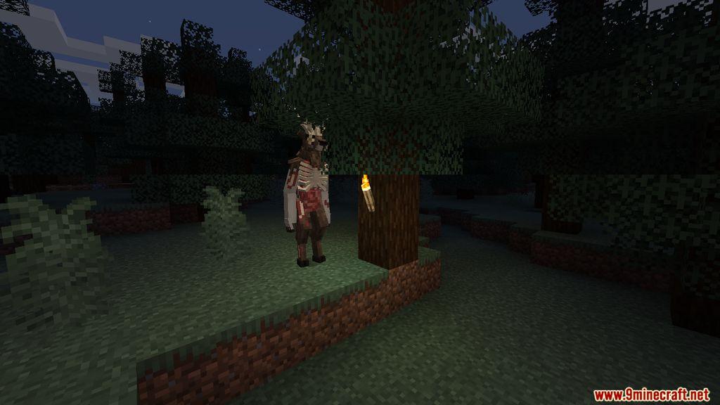 Wendigoism Mod Screenshots 1
