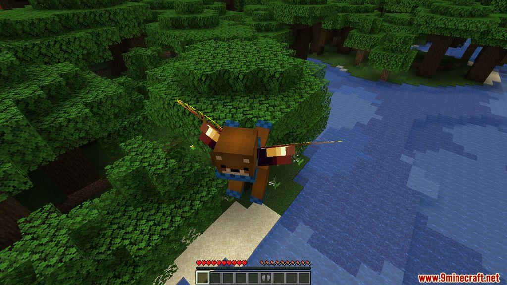 Winged Mod Screenshots 1