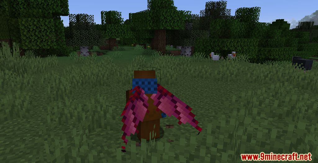 Winged Mod Screenshots 11