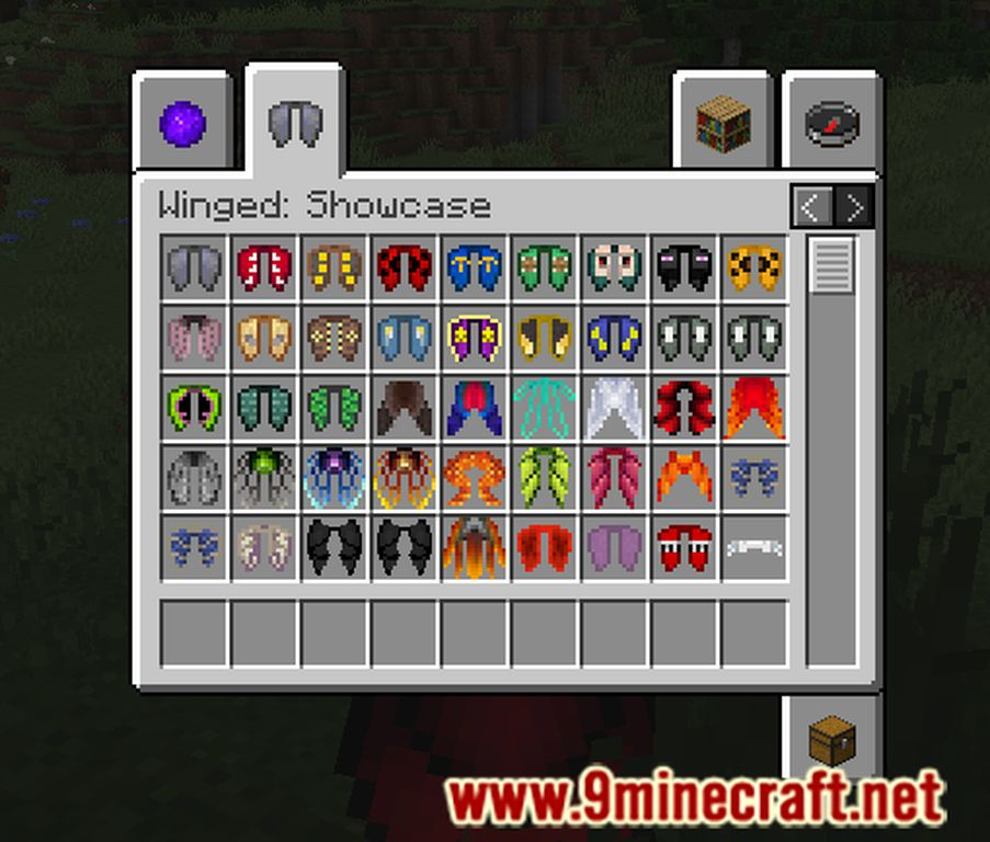 Winged Mod Screenshots 14