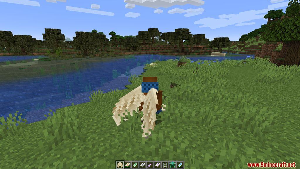 Winged Mod Screenshots 15