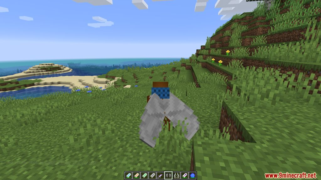 Winged Mod Screenshots 2
