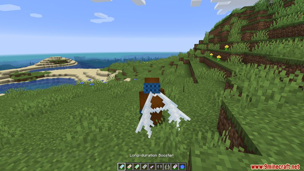 Winged Mod Screenshots 3
