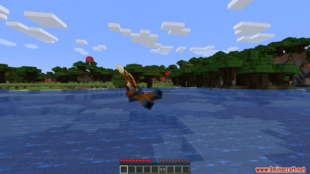Winged Mod Screenshots 4