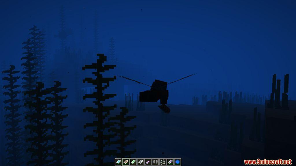 Winged Mod Screenshots 6