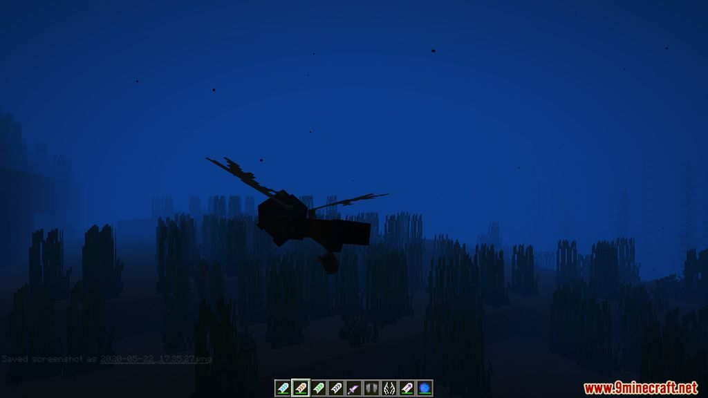 Winged Mod Screenshots 7
