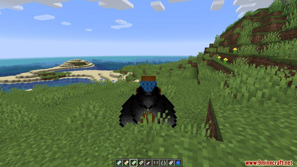 Winged Mod Screenshots 8