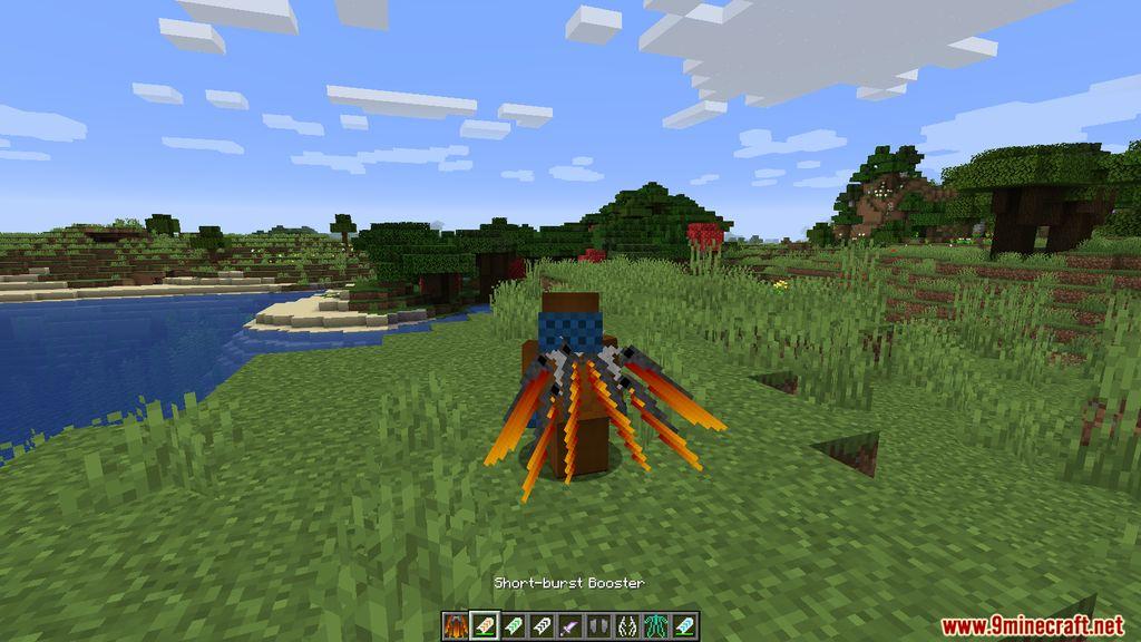 Winged Mod Screenshots 9