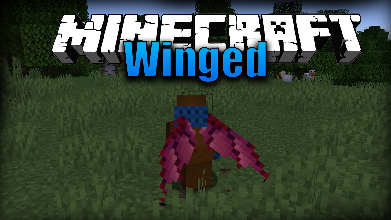 Winged Mod 1 16 2 1 15 2 Wings Elytra Replacements Body Modifying 9minecraft Net