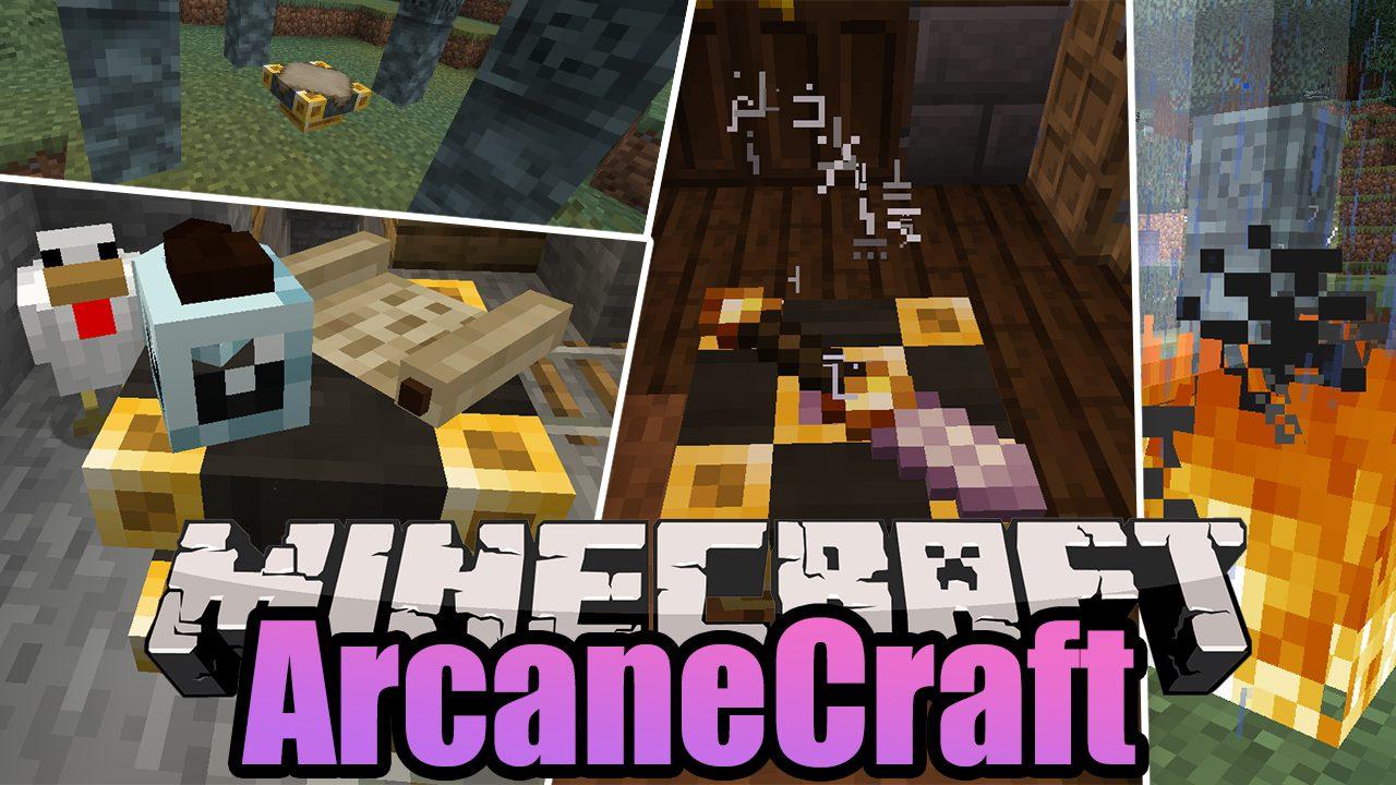 ArcaneCraft2 Mod