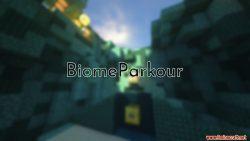 BiomeParkour Map Thumbnail