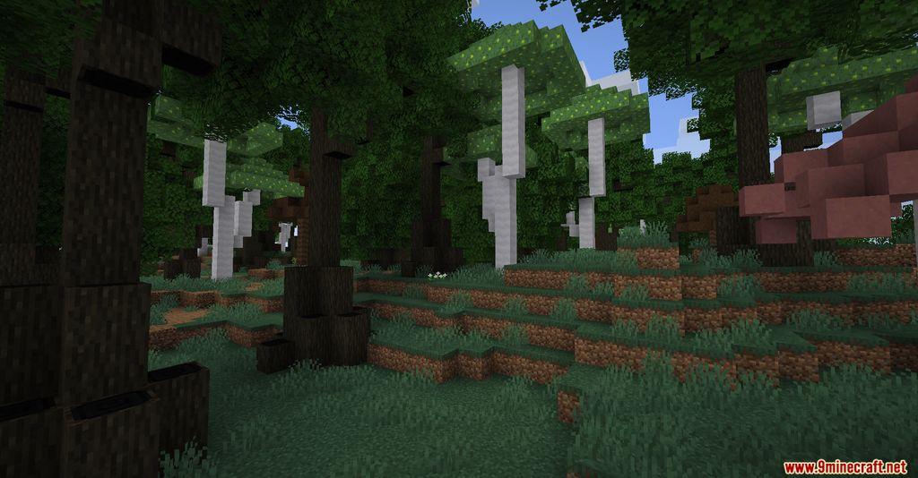Biomes Youll Go Mod Screenshots 1