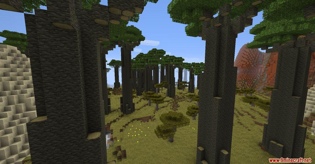 Biomes Youll Go Mod Screenshots 8
